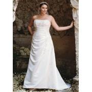Svadobné šaty 1022