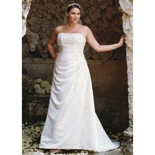 db324201eb0a Svadobné šaty 1022 - Najsvadobné šaty - svadobné a spoločenské šaty ...
