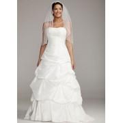 Svadobné šaty 1023