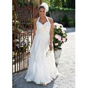 Svadobné šaty 1038