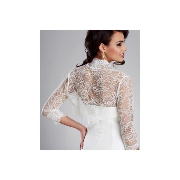Svadobné bolerko 19 - Najsvadobné šaty - svadobné a spoločenské šaty ... 0c9d0586efa