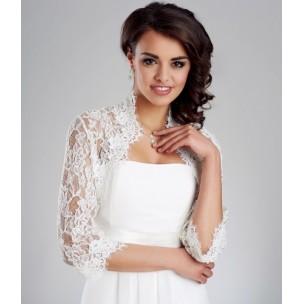 Svadobné bolerko 21 - Najsvadobné šaty - svadobné a spoločenské šaty ... 74f362ed842