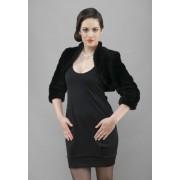 e113fceb1de2 Čierne bolerka - Najsvadobné šaty - svadobné a spoločenské šaty ...