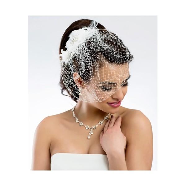 0d63608fd Sieťky do vlasov - Najsvadobné šaty - svadobné a spoločenské šaty ...
