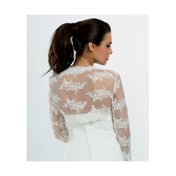 Svadobné bolerko 19 - Najsvadobné šaty - svadobné a spoločenské šaty ... 756450e16f5
