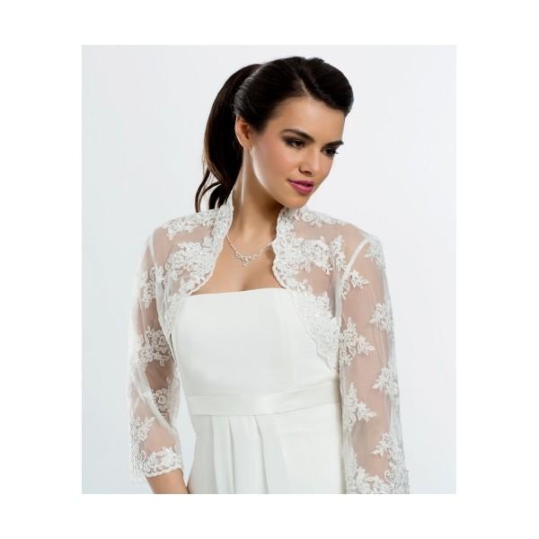 Svadobné bolerka (2) - Najsvadobné šaty - svadobné a spoločenské ... c68ffd4867b
