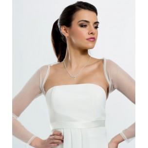 Svadobné bolerko 17 - Najsvadobné šaty - svadobné a spoločenské šaty ... 20d52142059