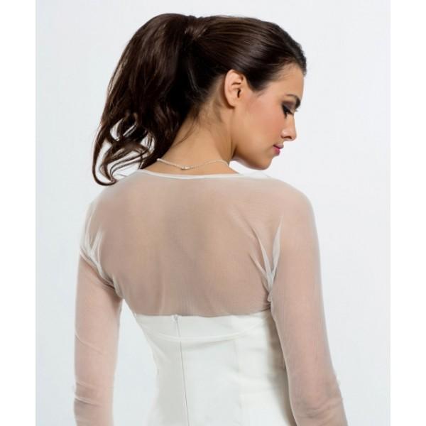 Svadobné bolerko 17 - Najsvadobné šaty - svadobné a spoločenské šaty ... 3ef322c52c7
