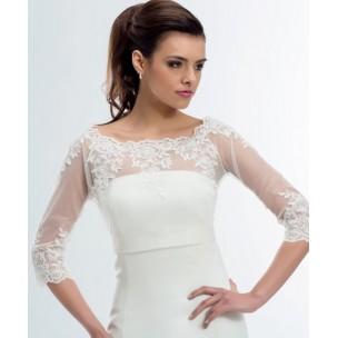 50120b5510f3 Bolerko pre moletky 55S - Najsvadobné šaty - svadobné a spoločenské ...