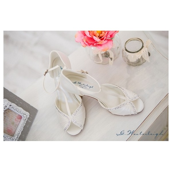 7484e0be5 Svadobné topánky Tiffany