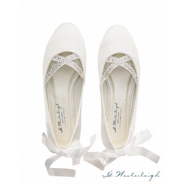 39e9b6f7109b Svadobné topánky 0034 - Najsvadobné šaty - svadobné a spoločenské ...