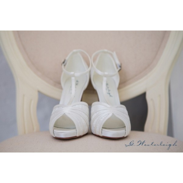 2acaa844a03b Svadobné topánky Scarlett